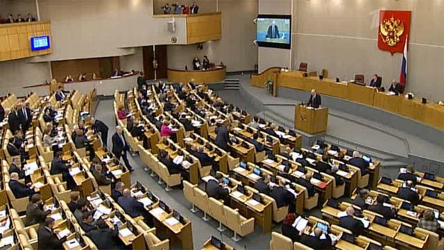 Госдума рассмотрела законопроект материнского капитала